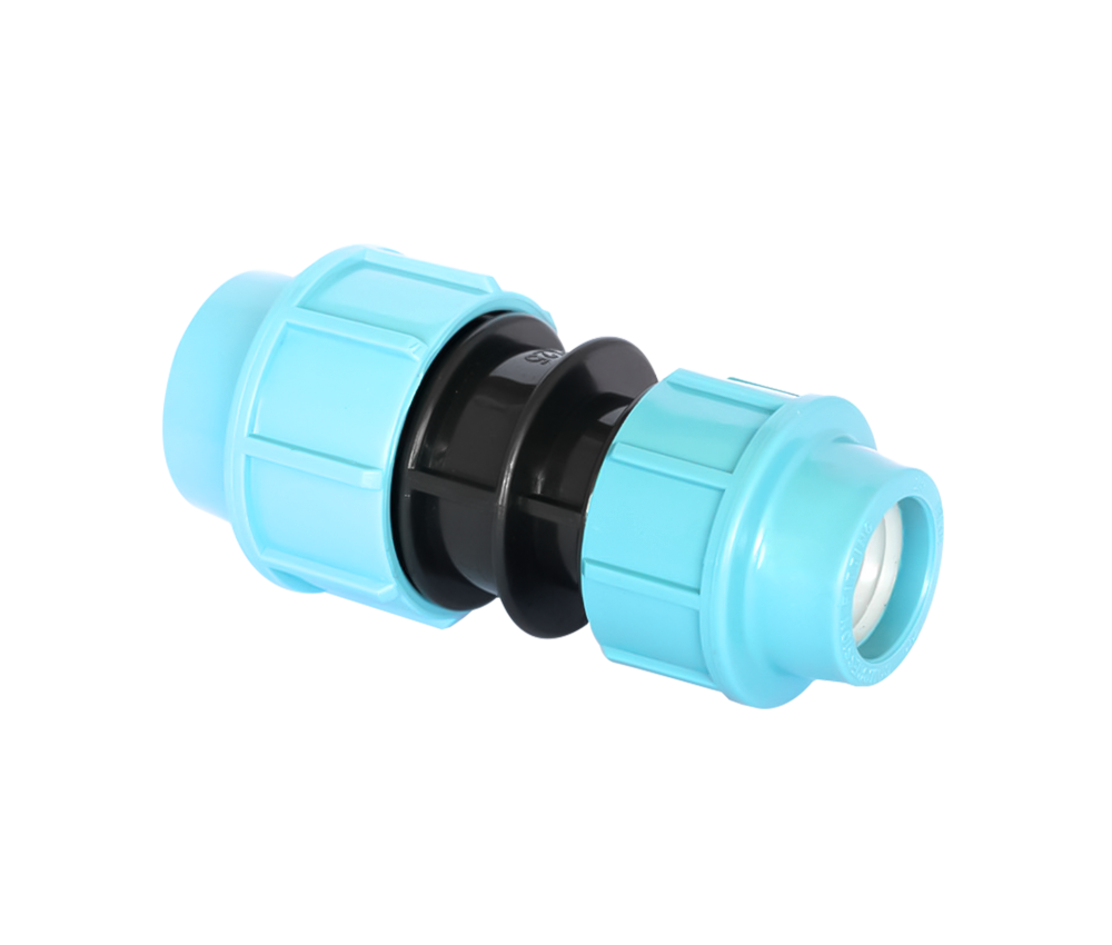 PP New Style Reducing Coupling