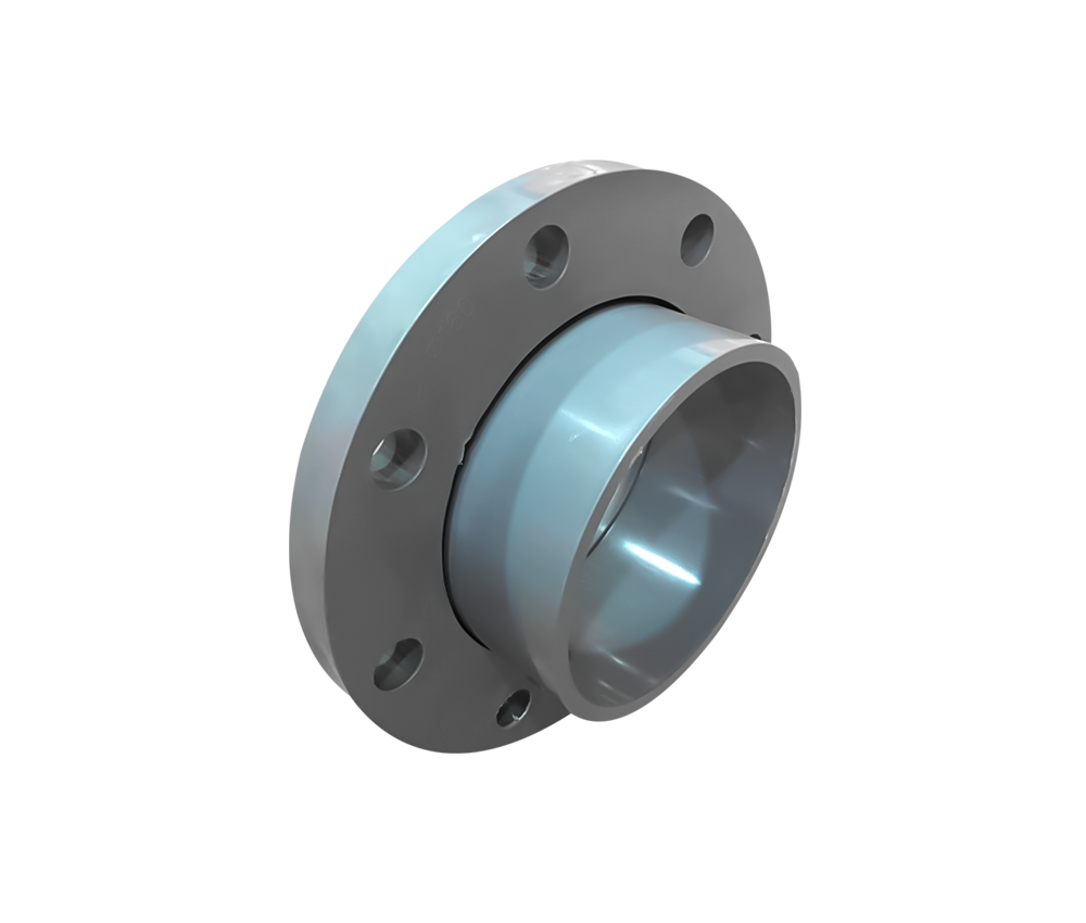 UPVC PVC Lap Joint Socket Flange