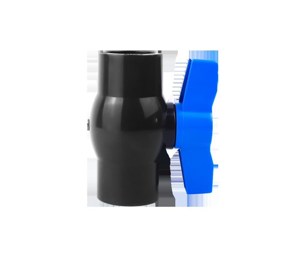 Compact Ball Valve - PVC Valves