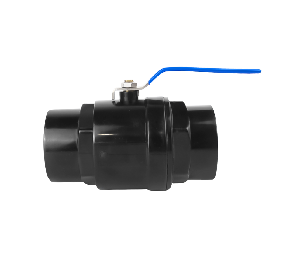 Market Hot Sell Two Pieces Ball Valve
