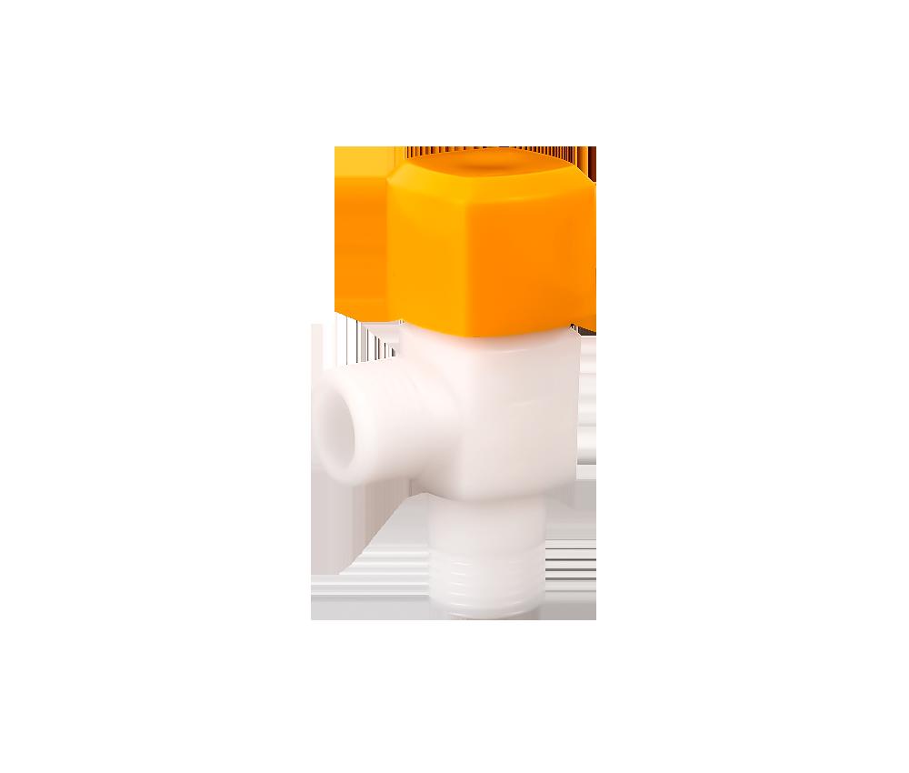 Plastic Angle Valve
