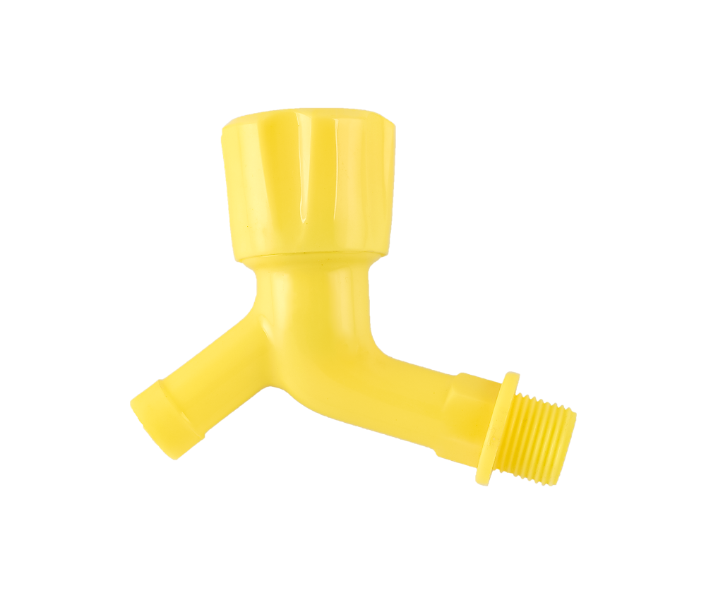 Yellow PP TAP Water Faucet