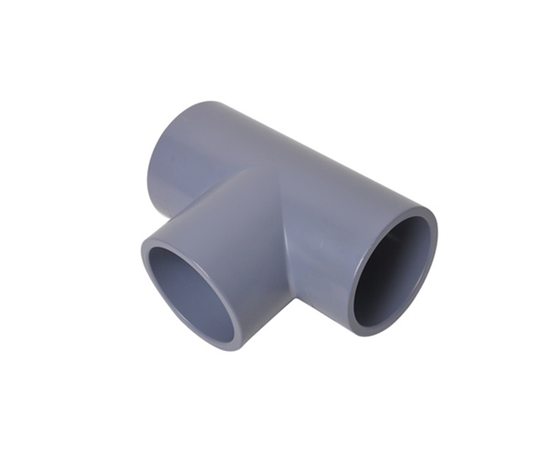 Equa Tee CPVC ASTM SCH80 Standard Water Supply