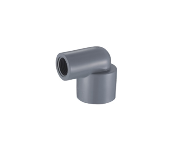 Reducing Elbow (Threaded) CPVC ASTM SCH80 Standard Water Supply Fittings
