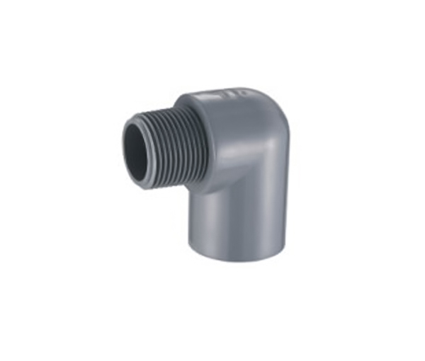 Male Elbow CPVC ASTM SCH80 Standard Water Supply Fittings