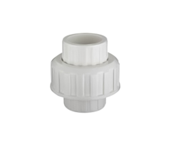 Union PVC ASTM D2466 SCH40 Pipe Fittings