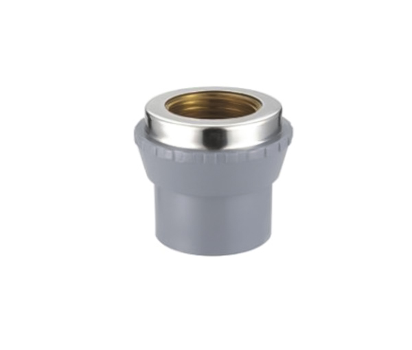 Female Coupling (Copper Thread) CPVC ASTM SCH80 Standard Water Supply Fittings