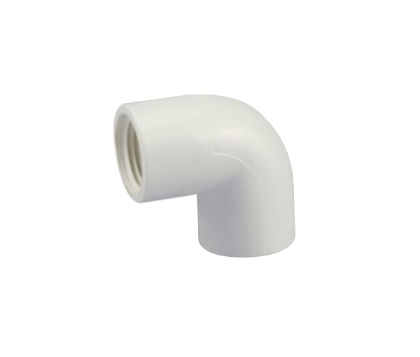 90 Dec Female Elbow PVC ASTM D2466 SCH40 Pipe Fittings