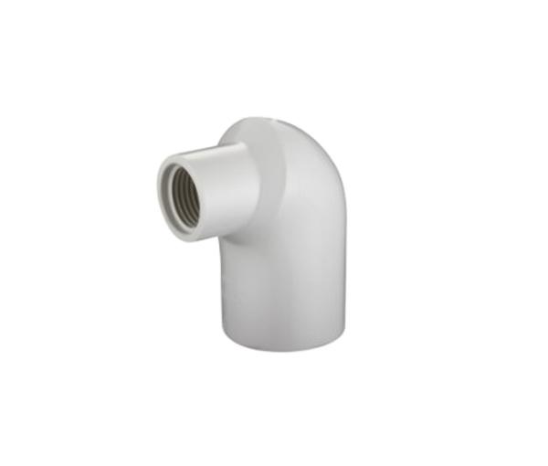 Reducing 90 DEC Female Elbow - PVC ASTM D2466 SCH40 Pipe Fittings