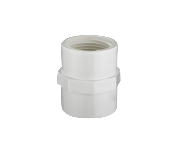 Female Adapter PVC ASTM D2466 SCH40 Pipe Fittings