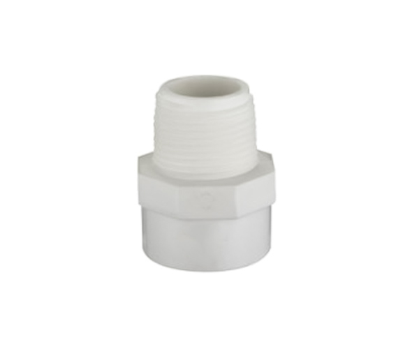 Male Adapter PVC ASTM D2466 SCH40 Pipe Fittings