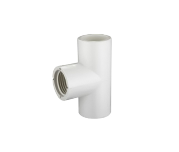 Female Tee PVC ASTM D2466 SCH40 Pipe Fittings