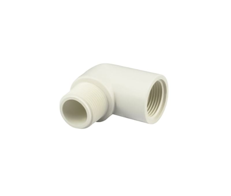 Male & Female Elbow PVC ASTM D2466 SCH40 Pipe Fittings
