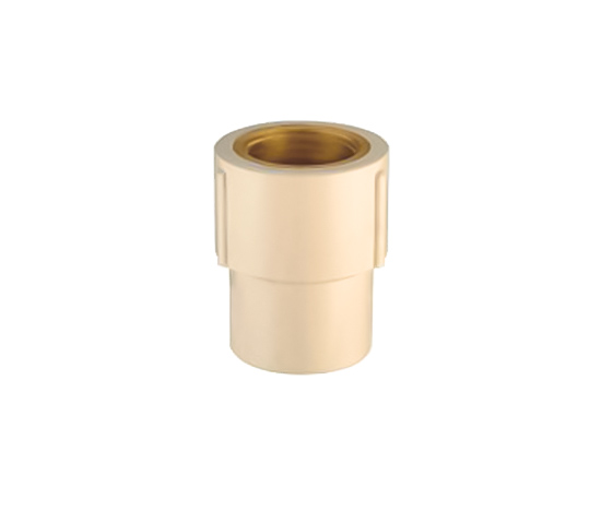 Female Coupling(Copper Thread) CPVC ASTM D2846 For Hot And Cold Water Sistribution System