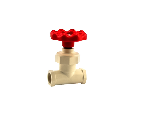 Angle Valve CPVC ASTM D2846 For Hot And Cold Water Sistribution System