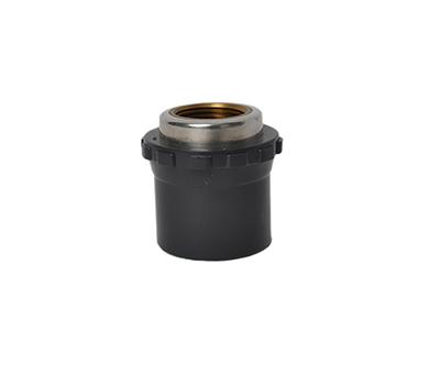 Female Coupling(Copper Thread) PVC ASTM D2467 SCH80 Pipe
