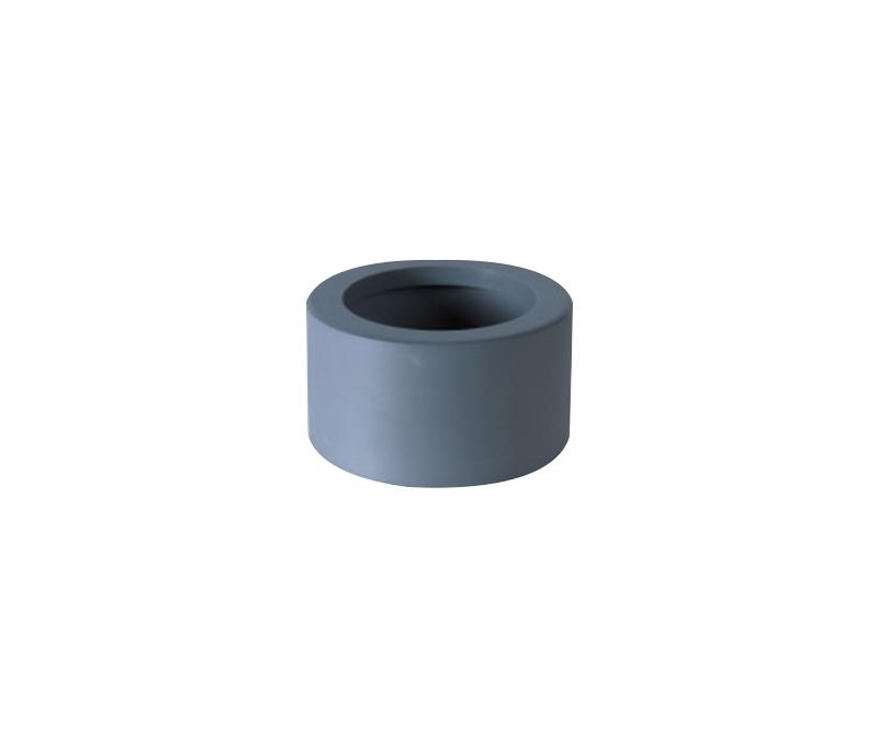 Copper Thread Tee(female tee) - PVC Din Standard Pn10 Water Supply Fittings