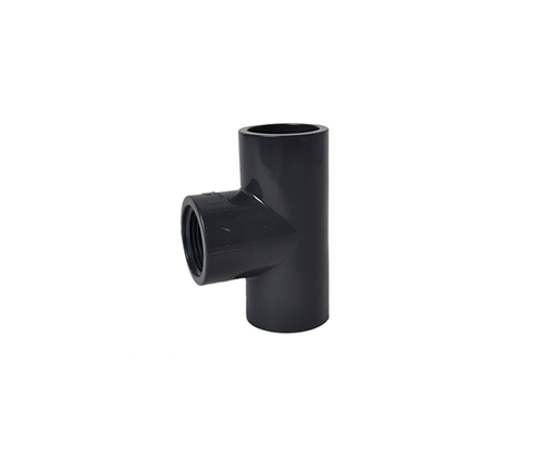 Female Tee PVC ASTM D2467 SCH80 Pipe Fittings