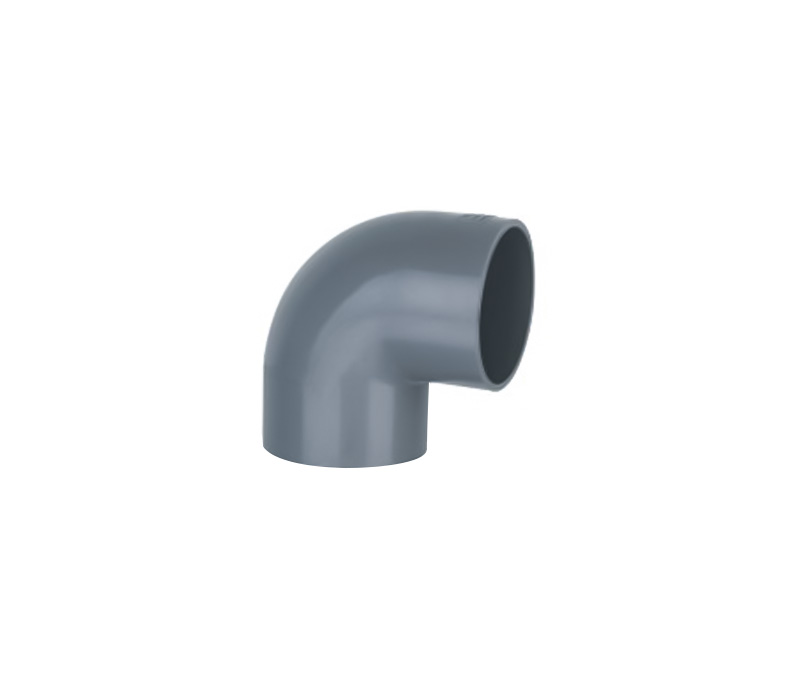 90° Elbow - PVC Din Standard PN10 Water Supply Fittings