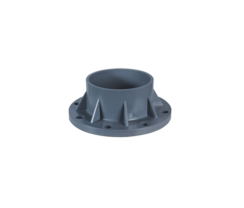 TS Flange - PVC Din Standard PN10 Water Supply Fittings