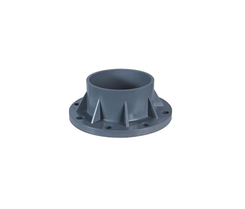 TS Flange - PVC Din Standard PN10 Water Supply Fittings
