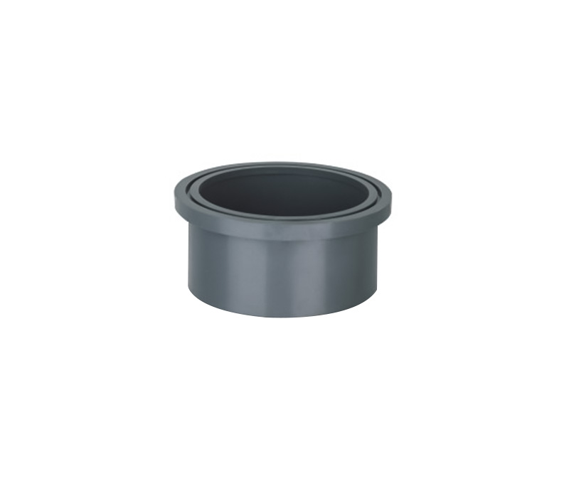 Short Pipe For Flange - PVC Din Standard PN10 Water Supply Fittings
