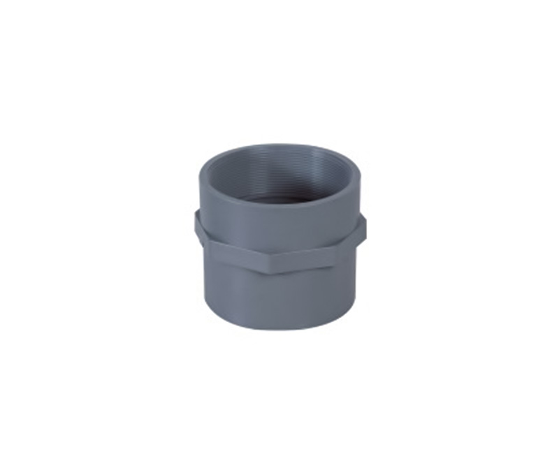 Female Coupling - PVC Din Standard PN10 Water Supply Fittings