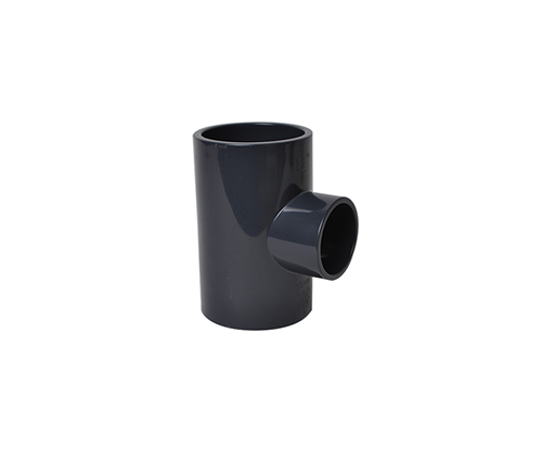 Equal Tee PVC ASTM D2467 SCH80 Pipe Fittings