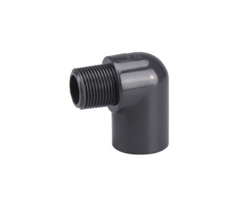 Male Elbow 90° PVC ASTM D2467 SCH80 Pipe Fittings